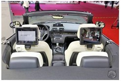 In-car entertainment system